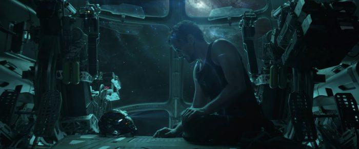 Avengers Endgame - Robert Downey Jr as Tony Stark
