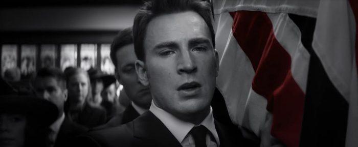 Avengers Endgame - Captain America Flashback