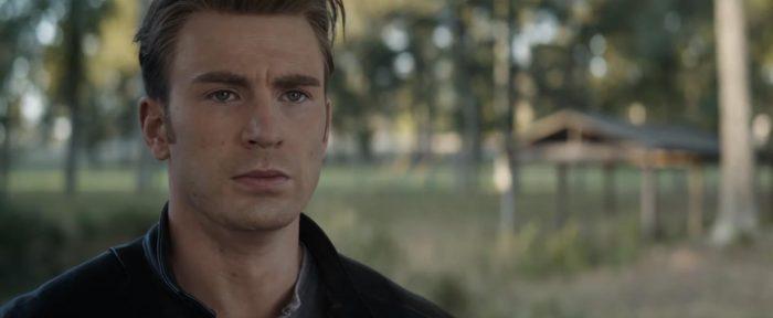 Avengers Endgamer - Chris Evans as Captain America