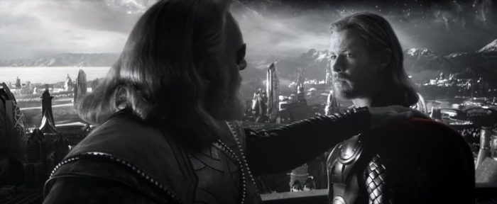 Avengers Endgame - Thor Flashback