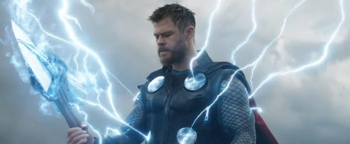 Avengers Endgame - Chris Hemsworth as Thor