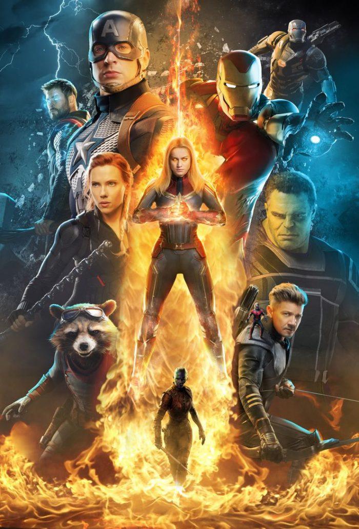 Avengers: Endgame - Unused Boss Logic Poster