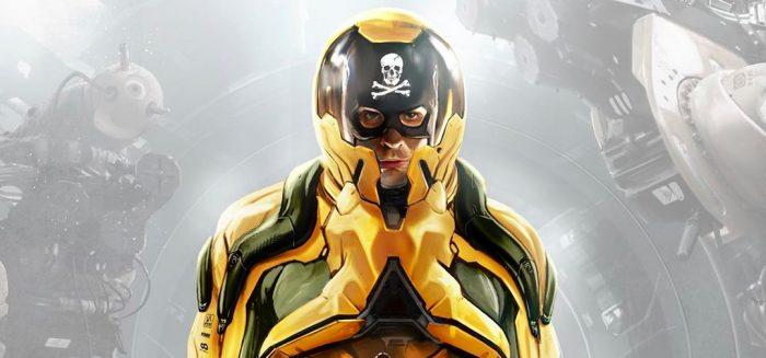Avengers Endgame Alternate Quantum Suit
