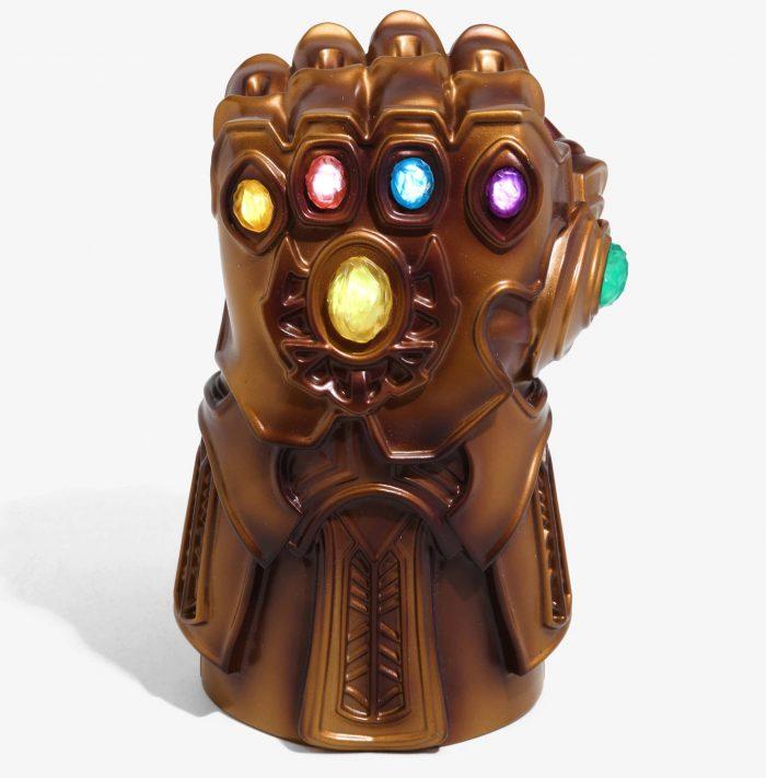 Avengers - Infinity Gauntlet Desk Lamp