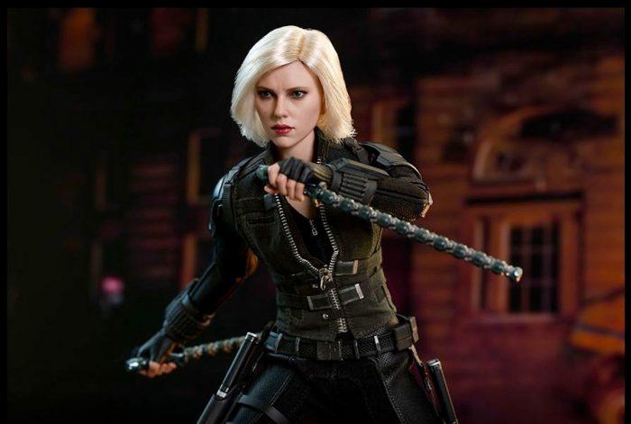 Avengers Infinity War - Black Widow Hot Toys