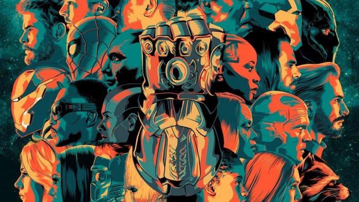 Birth.Movies.Death Avengers Infinity War Magazine