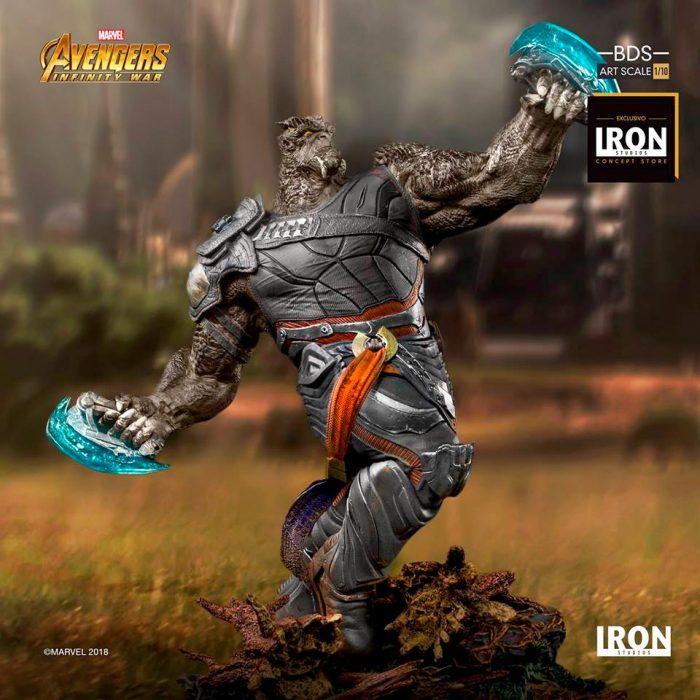 Avengers Infinity War - Cull Obsidian Statue