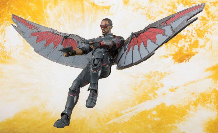 Avengers Infinity War - SH Figuarts Falcon Figure