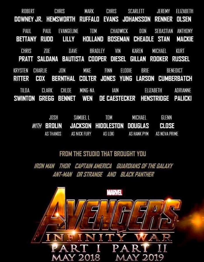 avengers-infinitywar-fanposter-cast