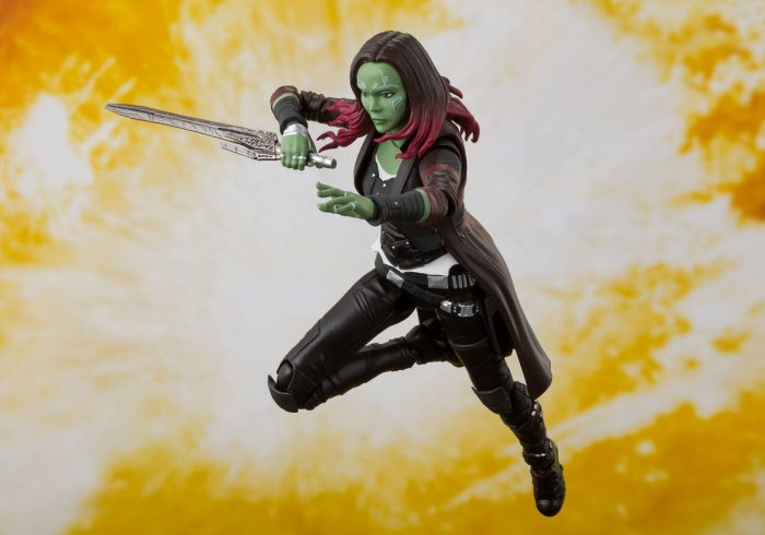 Gamora SH Figuarts Figure