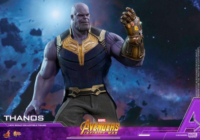 Hot Toys - Thanos - Avengers Infinity War