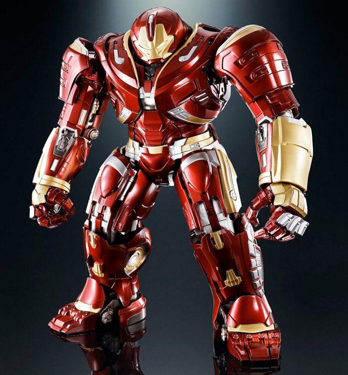 Hulkbuster SH Figuarts Figure