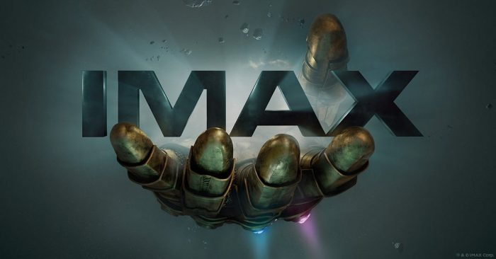Avengers Infinity War IMAX Banner