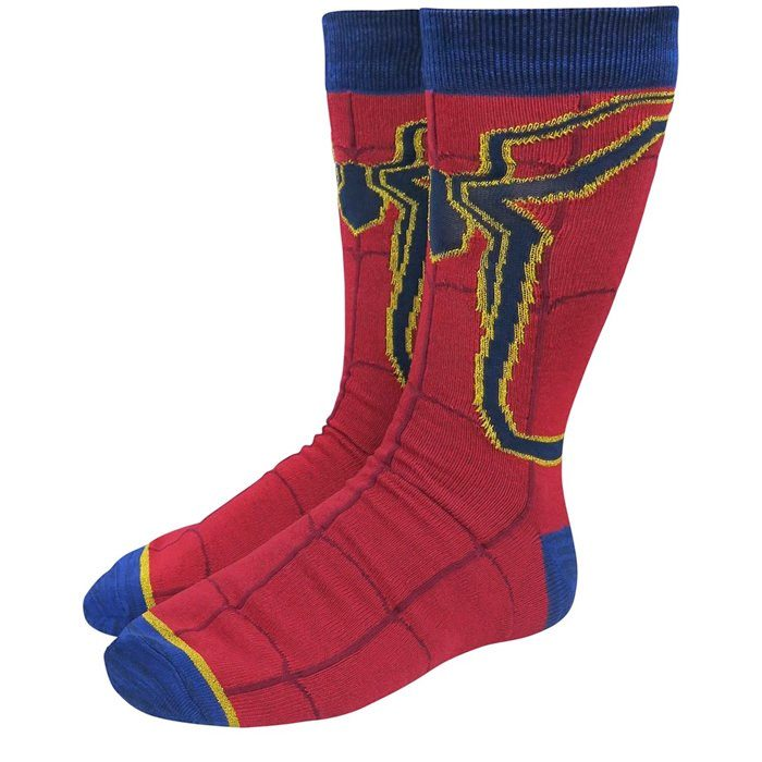 Iron Spider Socks