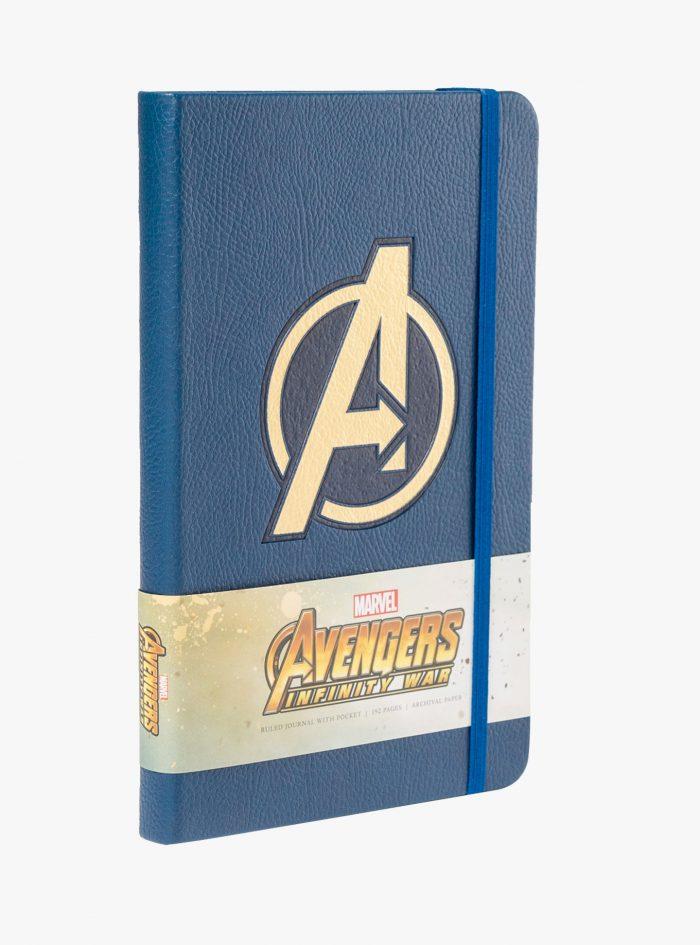 Avengers Infinity War Journal