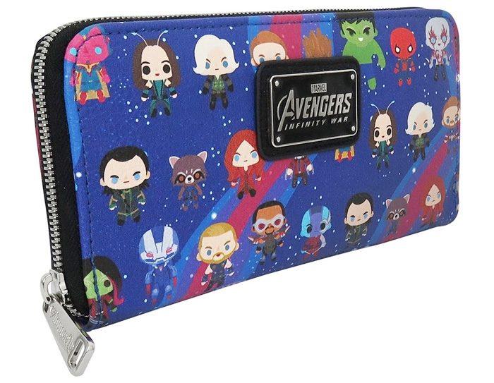 Avengers Infinity War Kawaii Wallet