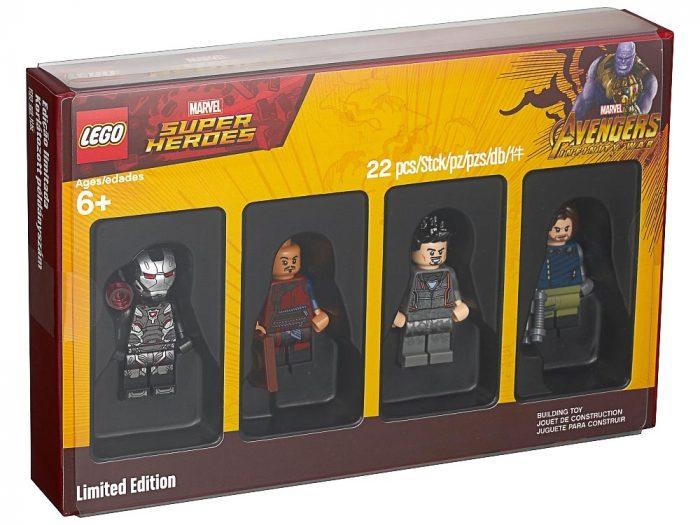 Avengers Infinity War LEGO Set