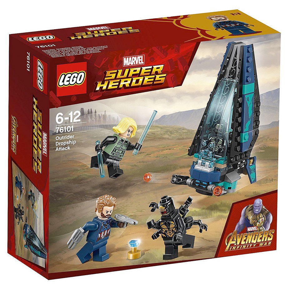 Avengers Infinity War LEGO Sets May Reveal Some Potential ...