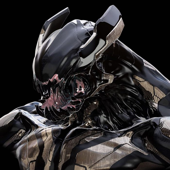 Avengers: Infinity War - Outriders Concept Art