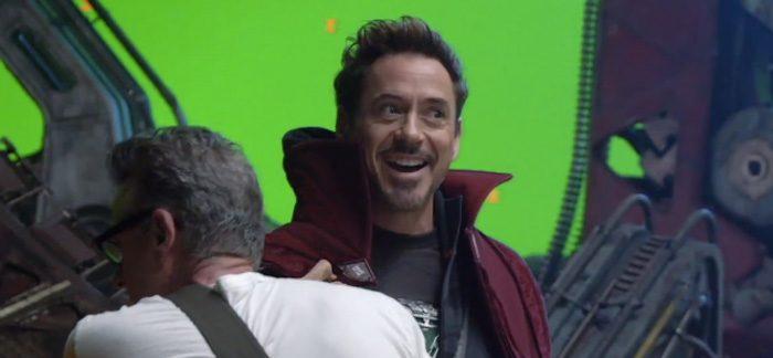Avengers Infinity War Featurette