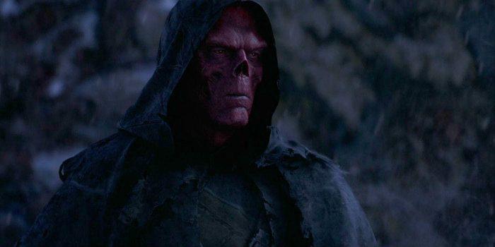 Avengers Infinity War - Red Skull