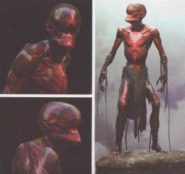 Avengers Infinity War - Red Skull Concept Art