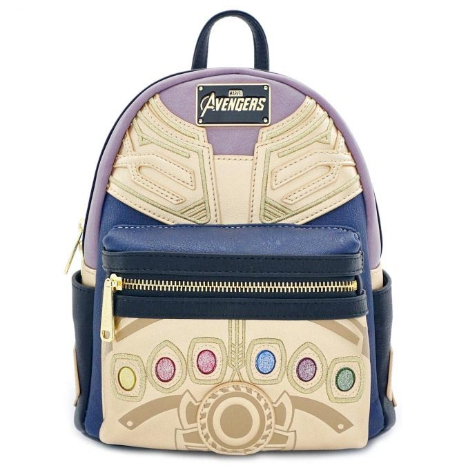 Avengers Infinity War Thanos Mini Backpack