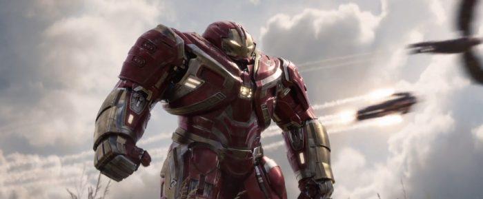 Avengers Infinity War Trailer Breakdown - Hulkbuster