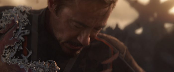 Avengers Infinity War Trailer Breakdown - Tony Stark - Iron Man