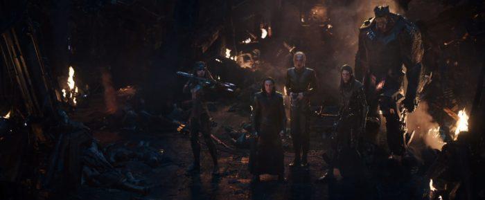 Avengers Infinity War Trailer Breakdown - Loki and Black Order