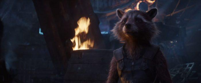 Avengers Infinity War Trailer Breakdown - Rocket Raccoon