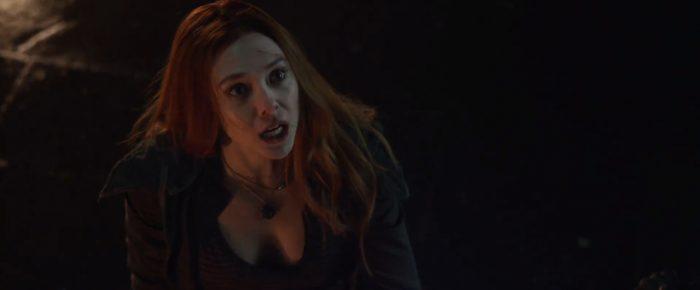 Avengers Infinity War Trailer Breakdown - Scarlet Witch