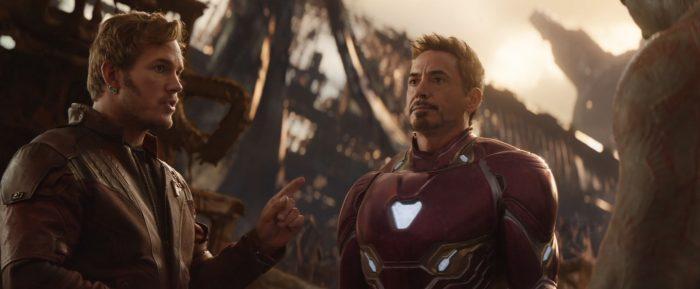 Avengers Infinity War Trailer Breakdown - Star-Lord and Tony Stark