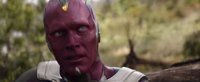 Avengers Infinity War Trailer Breakdown - Vision