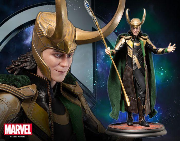 Avengers - Loki ARTFX Statue