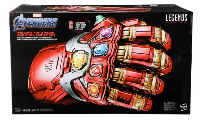 Marvel Legends Nano Gauntlet