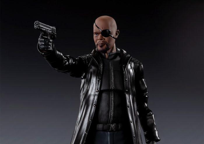 Nick Fury SH Figuarts Figure