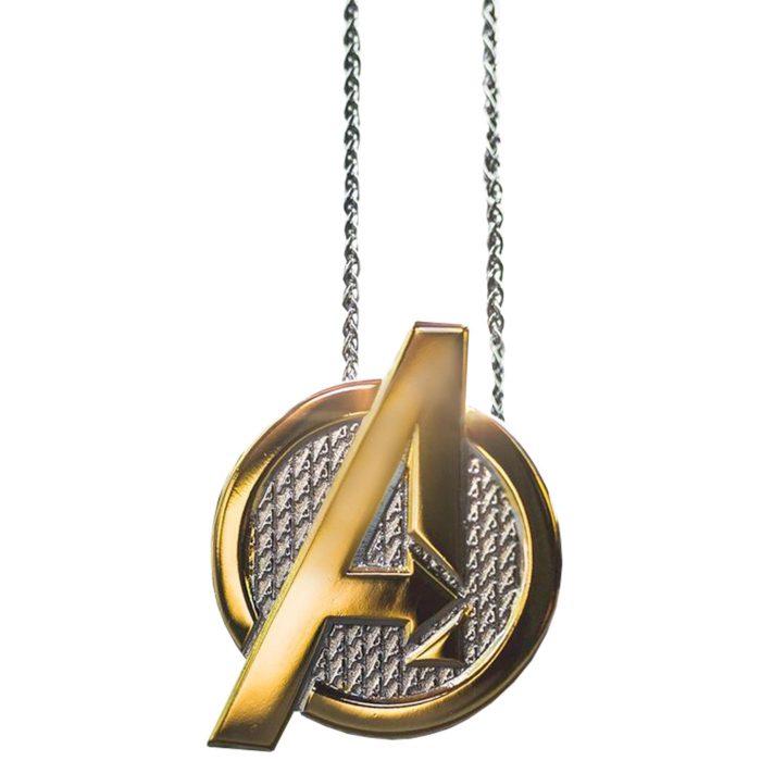 Avengers Logo Pendant Necklace