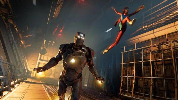 Marvel's Avengers PlayStation 4