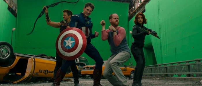 Joss Whedon Says He Wrote Avengers Script Alone, Almost Added Wasp