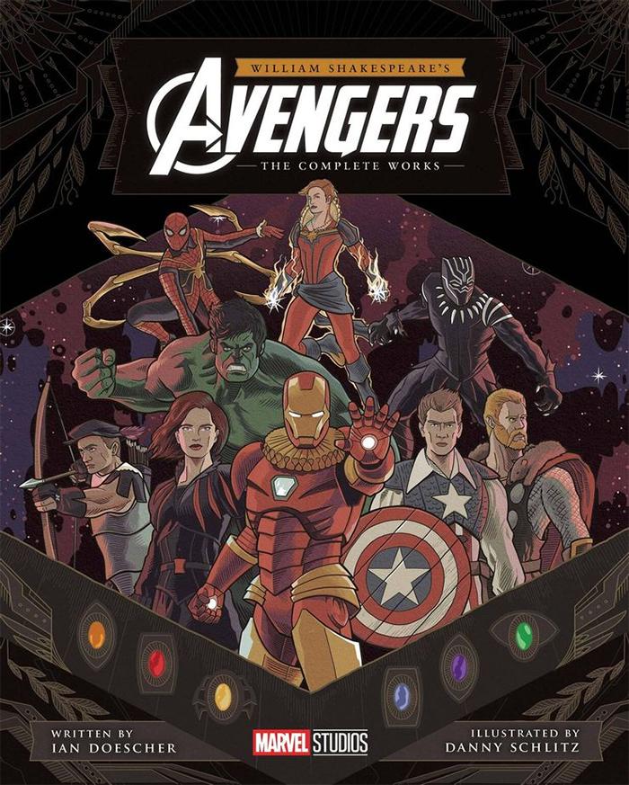 Superhero Bits: William Shakespeare's Avengers, Ben Affleck's Batman Movie Would Have Had Batgirl & More