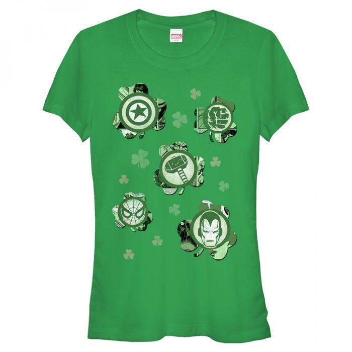 Avengers St. Patrick's Day Shirt