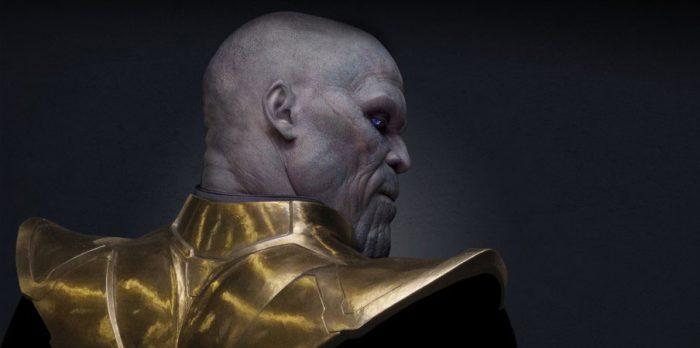 Avengers - Original Thanos Design