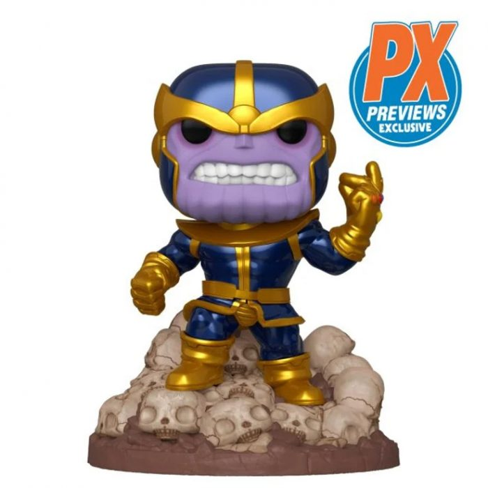 Avengers - Previews PX Exclusive Thanos Funko POP