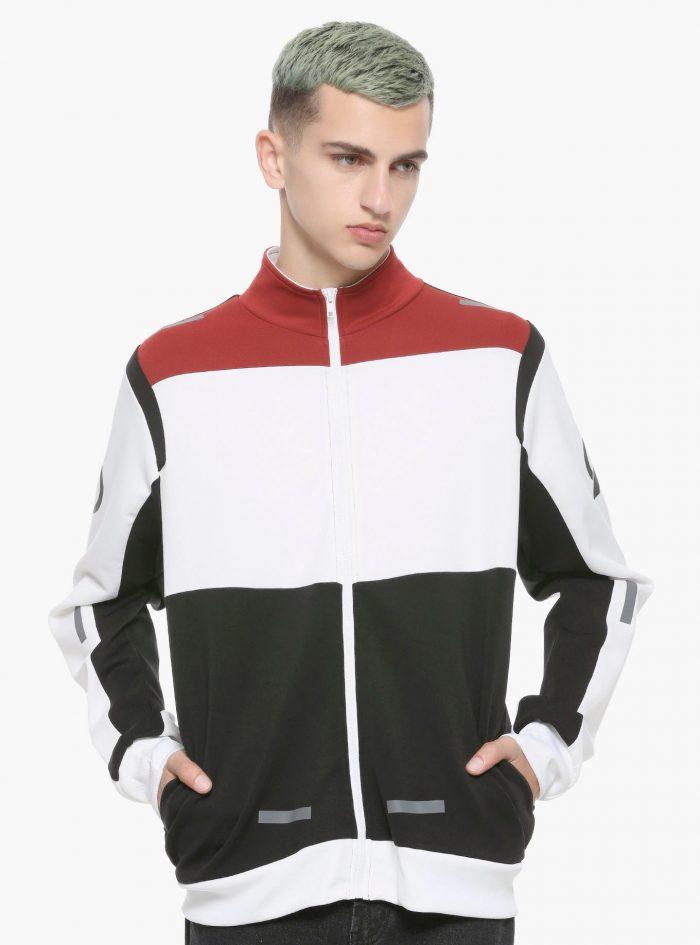 Avengers Quantum Suit Track Jacket