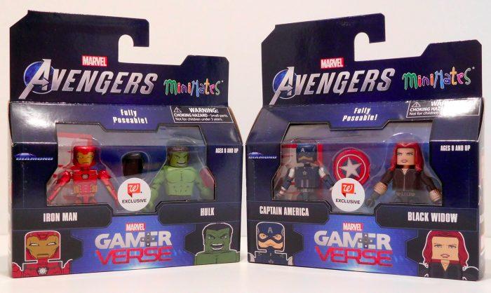 Marvel's Avengers Video Games Minimates