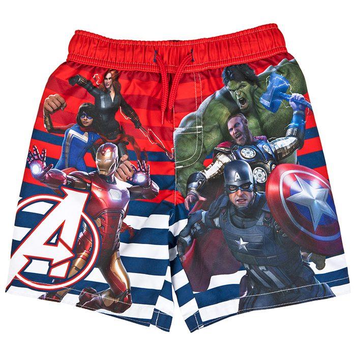 Marvel's Avengers Youth Swim Trunks