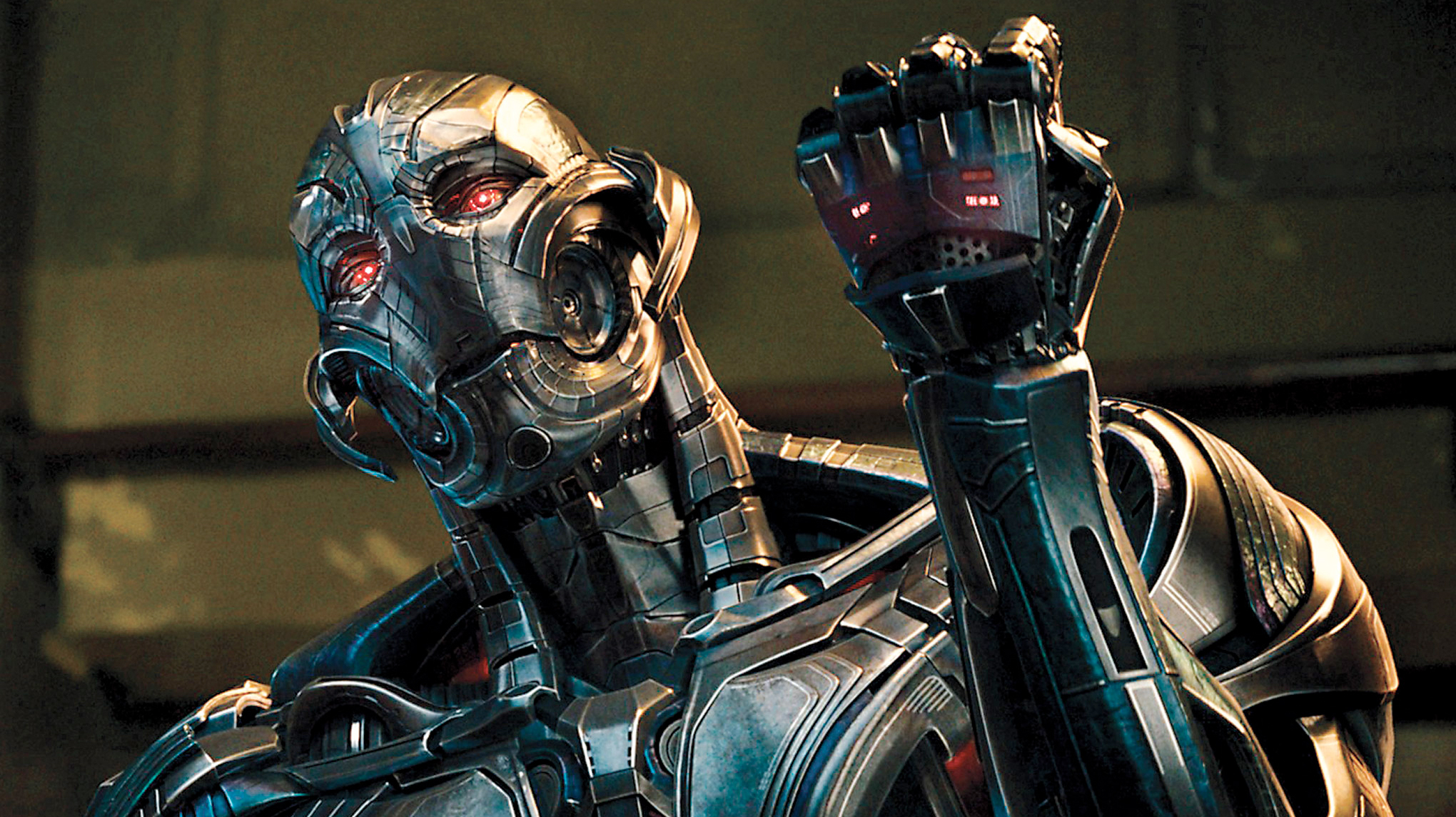 How 'Avengers: Age of Ultron' Cast Has Changed Since First ... |Ultron Avengers Age Of Ultron