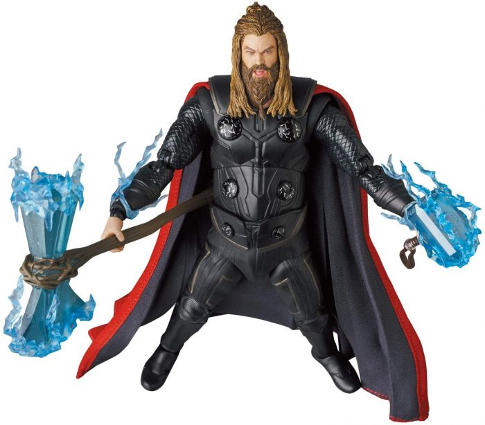 Avengers: Endgame - Thor MAFEX Figure