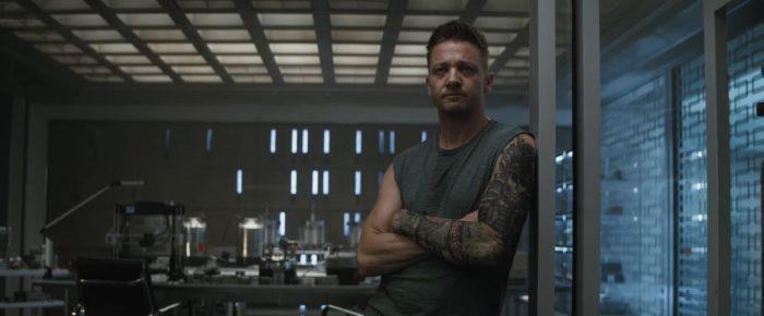 Avengers Endgame - Jeremy Renner as Hawkeye